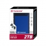 Transcend StoreJet 25H3 External Hard Drive - 2TB