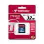 Transcend SDHC Card UHS-I U1 C10 - 16GB | کارت حافظه اس دی ترنسند