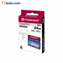 Transcend CompactFlash Card 400x - 32GB   کارت حافظه سی اف ترنسند