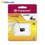 Transcend microSDHC Card Class4 - 4GB   کارت حافظه میکرو اس دی ترنسند