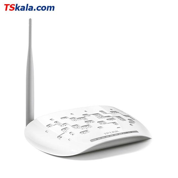 مودم تی پی لینک TP-LINK TD-W8951ND Wireless N150 ADSL2+ Modem Router