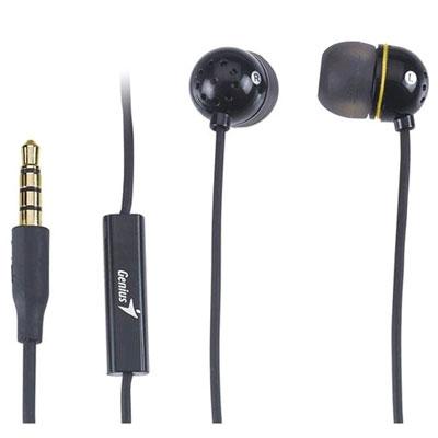 هدست جنیوس Genius HS-M210 in-ear Headset