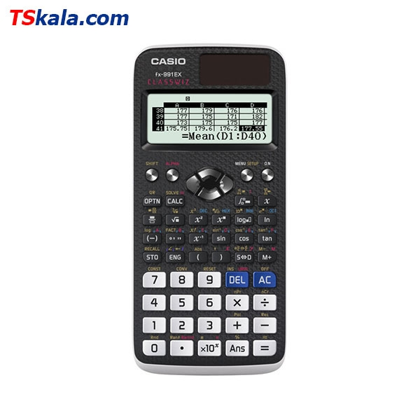 ماشین حساب کاسیو CASIO fx-991EX Calculator