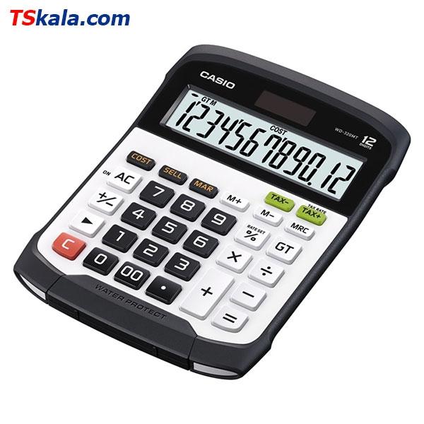 ماشین حساب کاسیو CASIO WD-320MT Calculator