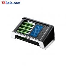 شارژر باتری وارتا VARTA LCD ULTRA FAST CHARGER