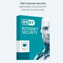 آنتی ویروس اینترنت سکیوریتی ایست ESET INTERNET SECURITY