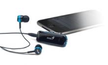 هدست بلوتوثی جنیوس Genius HS-905BT in-ear Bluetooth Headset