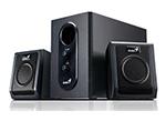 اسپیکر جنیوس Genius SW-S2.1 355 Speaker Speaker