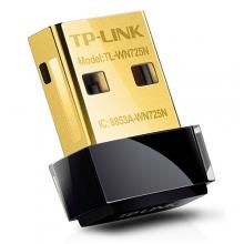 کارت شبکه بیسیم TP-LINK TL-WN725N Wireless N150 USB