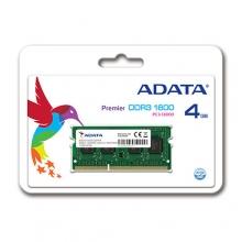 رم لپ تاپ ای دیتا ADATA DDR3L 1600 SO-DIMM - 4GB