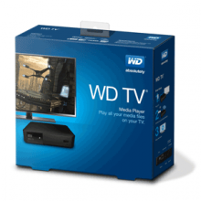 مدیا پلیر وسترن دیجیتال WD WD TV  Media Player
