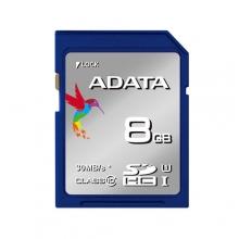 کارت حافظه اس دی ای دیتا ADATA SDHC Card UHS-I - 8GB