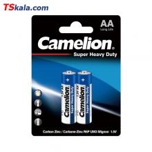 باتری قلمی کملیون Camelion R6P Super Heavy Duty AA 2x