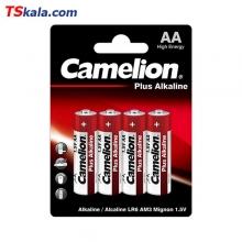باتری قلمی کملیون Camelion LR6 Plus Alkaline Battery AA 4x