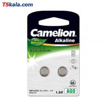 باتری ساعت کملیون Camelion 379|LR63 Alkaline 2x