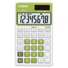 ماشین حساب کاسیو CASIO SL-300NC-GN Calculator