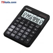 ماشین حساب کاسیو CASIO MS-20NC-BK Calculator