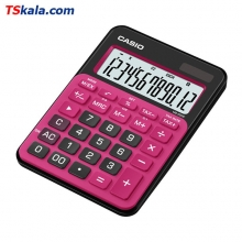 ماشین حساب کاسیو CASIO MS-20NC-BRD Calculator
