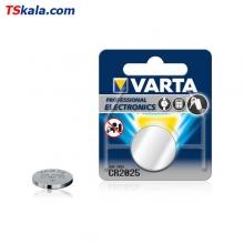 باتری سکه ای وارتا Varta CR2025 Lithium Battery 1x