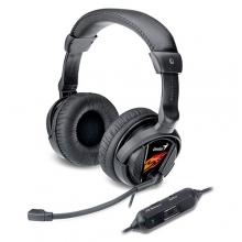 هدست گیمینگ جنیوس Genius HS-G500V Gaming Headset