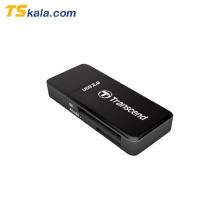 کارت خوان ترنسند Transcend RDP5K USB 2.0 Card Reader