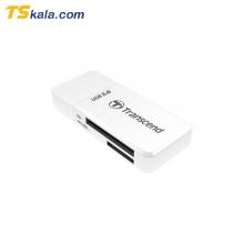 کارت خوان ترنسند Transcend RDP5W USB 2.0 Card Reader