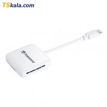کارت خوان ترنسند Transcend RDA2W Lightning Smart Card Reader