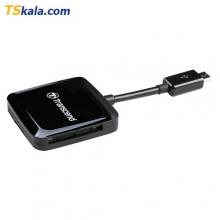 کارت خوان ترنسند Transcend RDP9K OTG Smart Card Reader