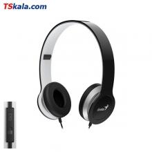 هدفون جنیوس Genius HS-M430-BK on-ear Headphone