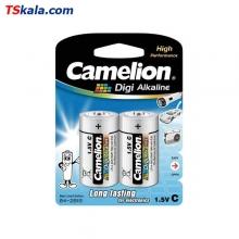 باتری سایز متوسط Camelion LR14 Digi Alkaline C 2x