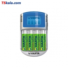 شارژر باتری وارتا VARTA LCD CHARGER
